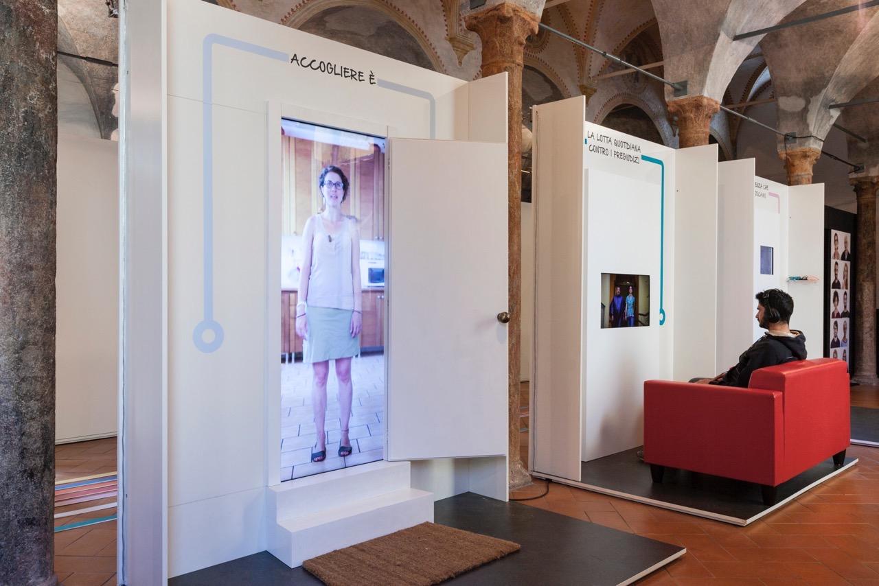 Allestimenti Museali Interattivi Mostra Fondazione Padri Somaschi Circuiti invisibili