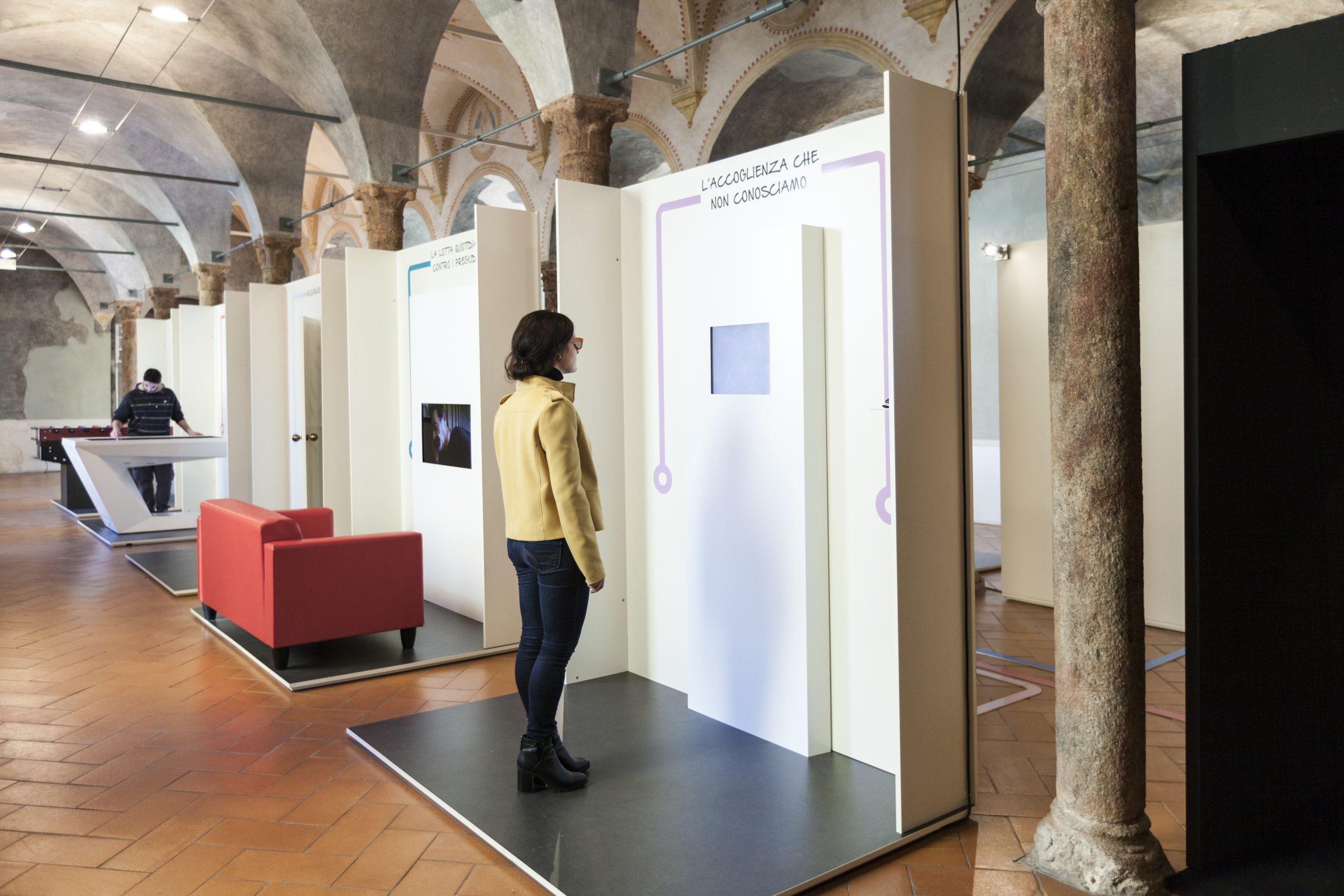 Fondazione Padri Somaschi Circuiti Invisibili Allestimenti Museal