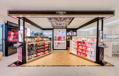 L'Oreal Produit de Luxe Parfums TFWA Cannes