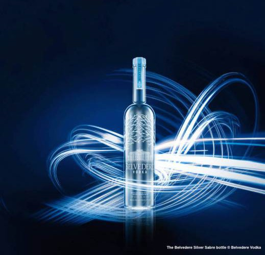 Belvedere Vodka Luxury Brand Travel Retail Allestimento Food And Drink